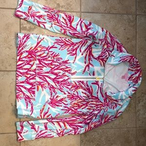 Lily Pulitzer Popover